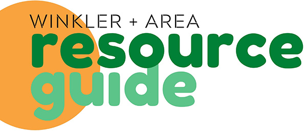 Winkler and Area Resource Guide
